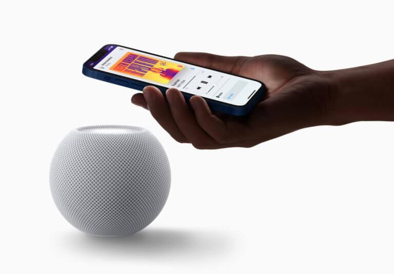 Le homepod d'Apple Music pour vous réveiller en musique